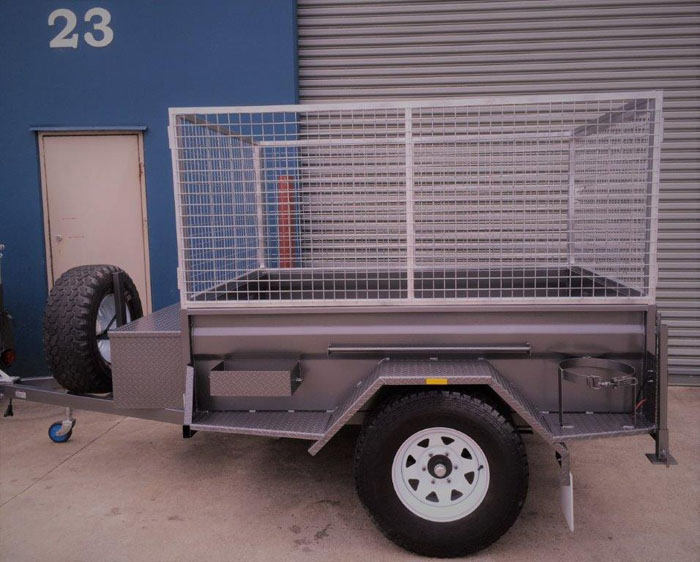 4wd Trailer