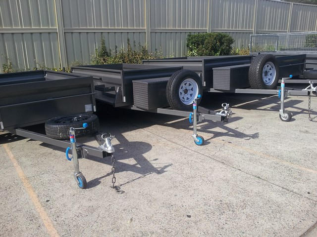 Custom Box Trailers | Sydney Australia