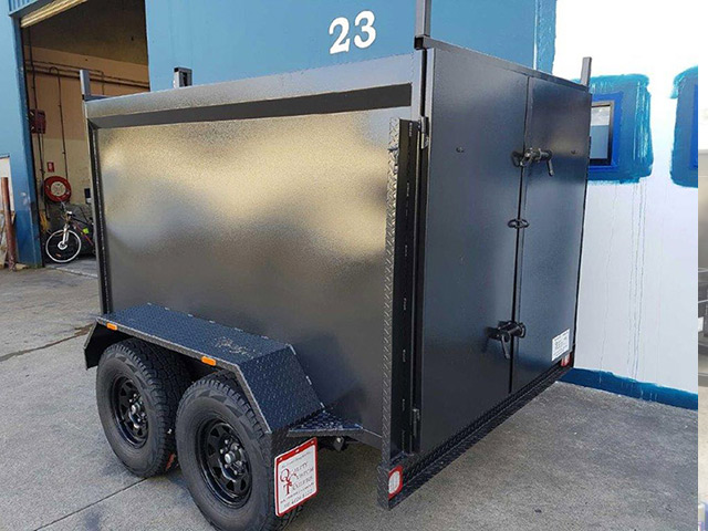 Custom Enclosed Trailers | Sydney Australia