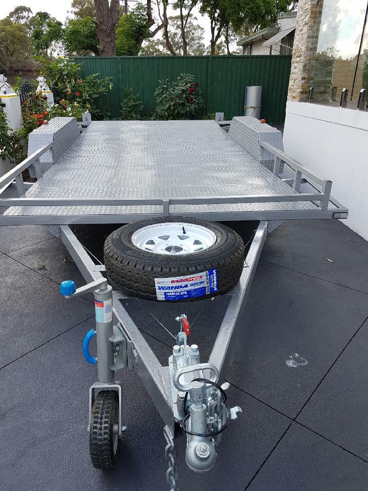 Custom Car Trailers | Sydney Australia