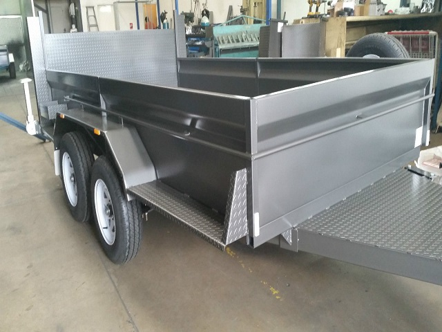 Custom Machine / Plant Trailers | Sydney Australia